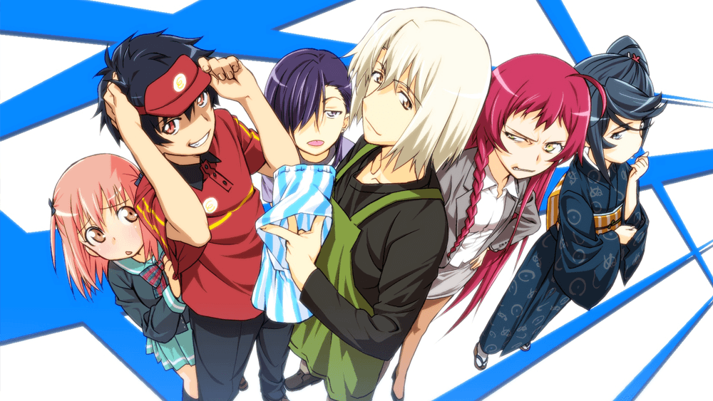 The Devil is a Part Timer – 2GAM